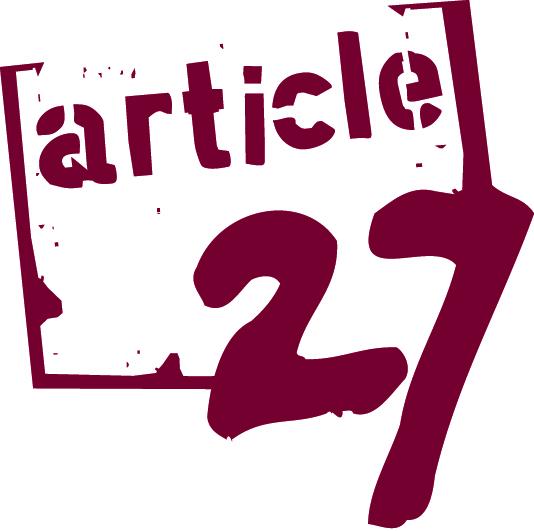 Art27 logo