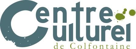 centre culturel colfontaine - nouveau logo couleur
