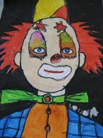 Stage cirque en peinture novembre 2017