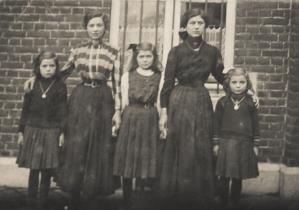 femmes dans la guerre 14-18