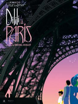 dilili à paris 2 - affiche