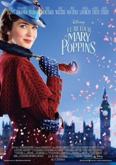 mary poppins 2 - affiche