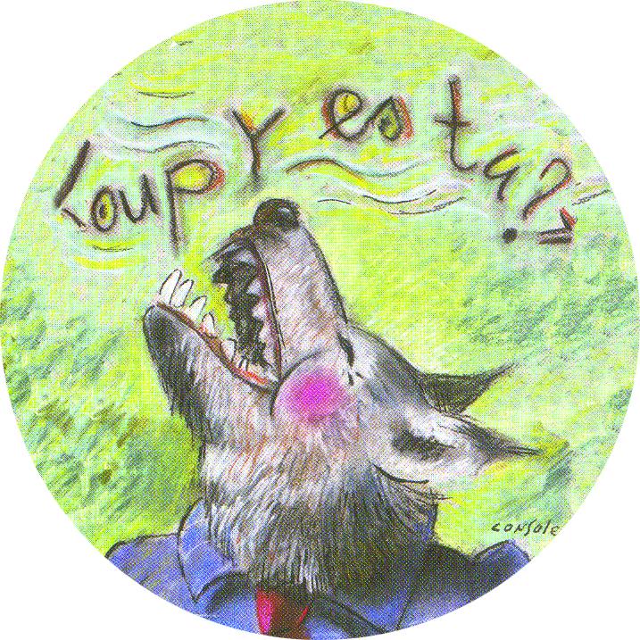 loup logo rond couleur copie