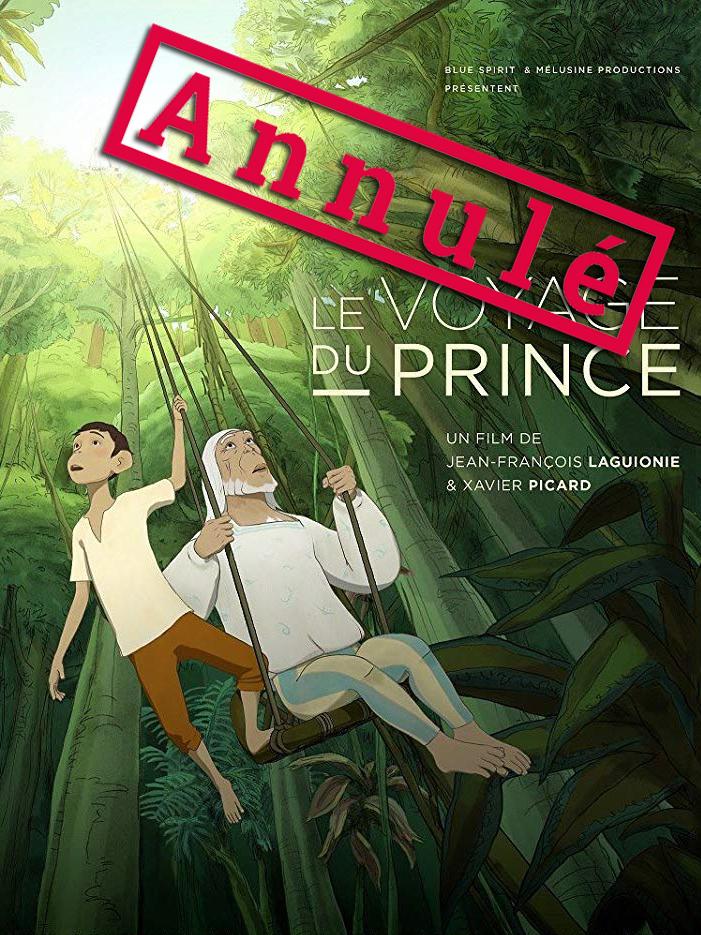 Le voyage du Prince annulé