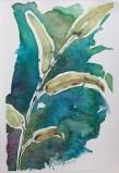 Peinture aux extraits de fruits et végétaux
